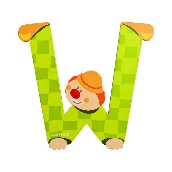 janod wooden letter w clown design jack and jill kidswear jack and jill nursery rhyme clipart jack and jill clipart