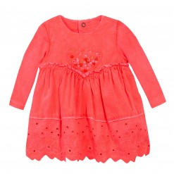 Pre-Order Catimini AW15 BG Pastels d'Hiver Bright Pink Dress