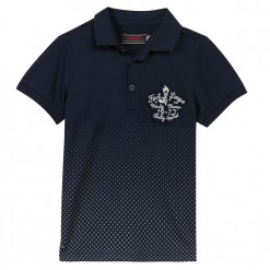 Pre-Order Catimini SS16 KG Spirit Dark Blue Polo Shirt