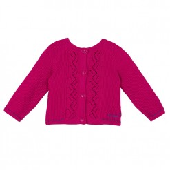 Pre-Order Catimini SS16 BG Spirit Couleur Fuchsia Pink Cardigan