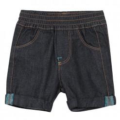 Pre-Order Catimini SS16 BB Spirit Graphique Indigo Blue Denim Shorts