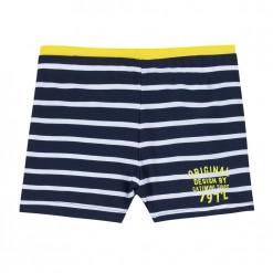 Pre-Order Catimini SS16 MB Spirit Navy Blue Striped Swim Shorts