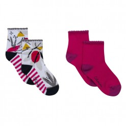Pre-Order Catimini SS16 MG Spirit City Socks Pack