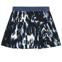 Pre-Order Catimini AW16 KF Ethno City Dark Blue Patterned Skirt