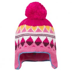 Pre-Order Catimini AW16 BG Nomade Fuchsia Pink Patterned Hat
