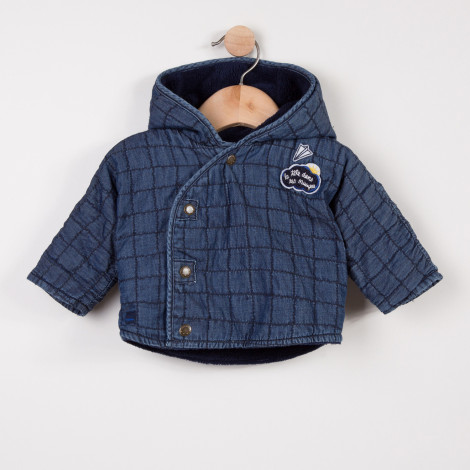 064b5004e58d5 Catimini AW18 BB Nomade Outdoor Blue Jacket - Jack and Jill Kidswear