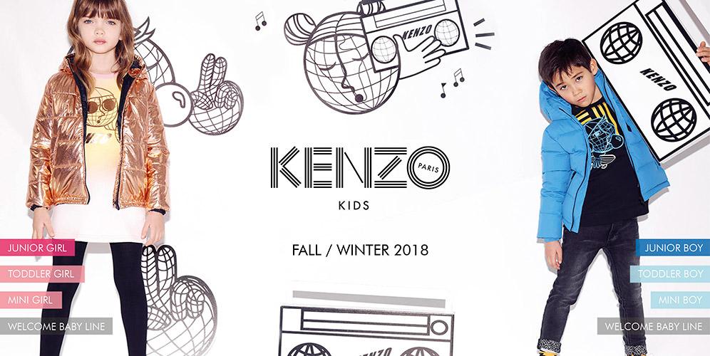 kenzo winter