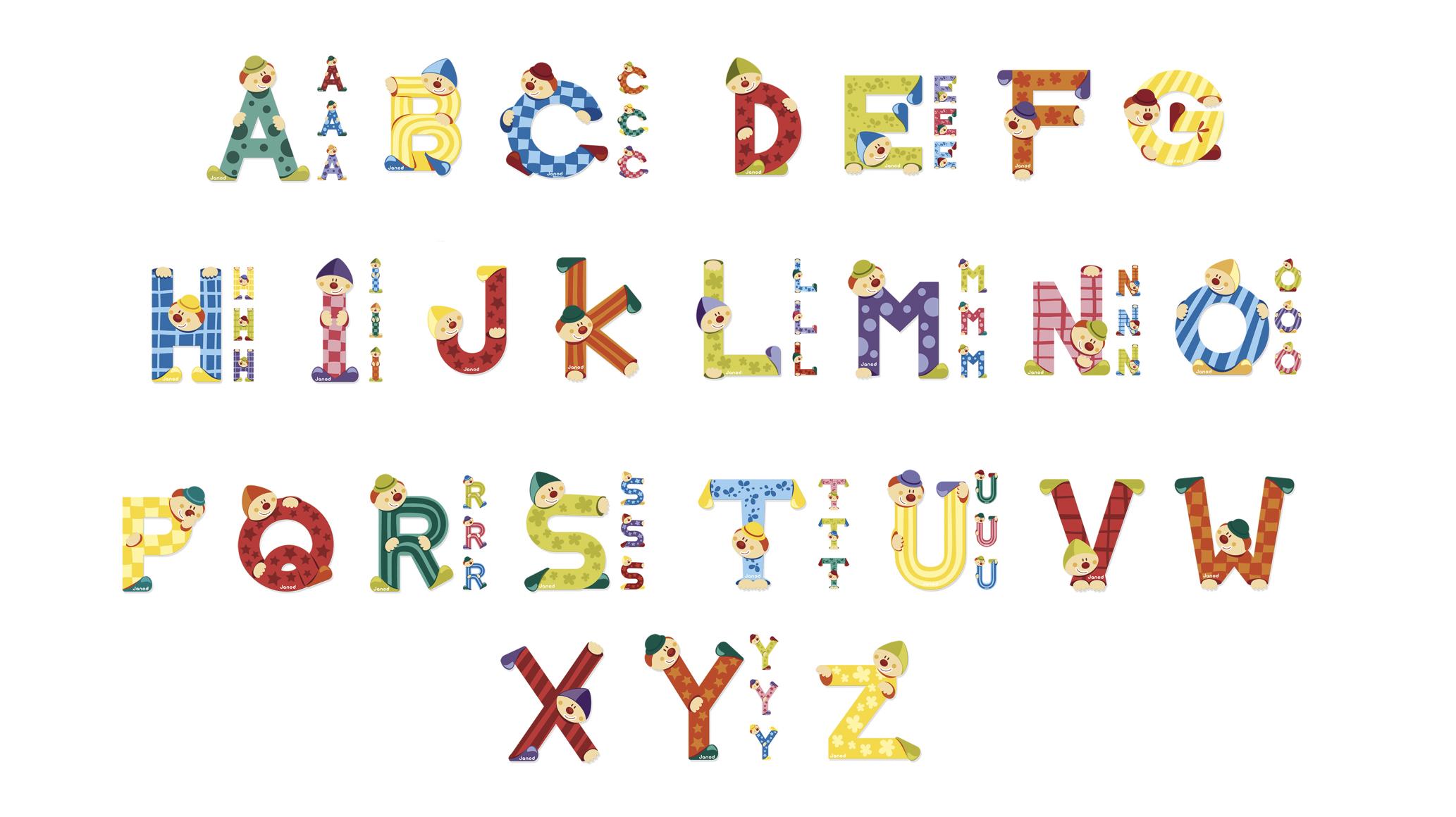 Janold Letters